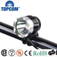 Rechargeable 1000 Lumen Bicycle Front Light Bike LED