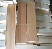 Poplar Solid <strong>wood</strong> Furniture Drawer Board UV Painting