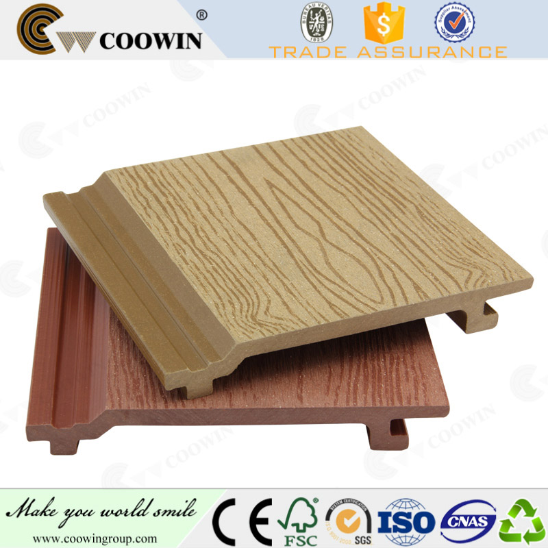 ISO90001 Certified wood plastic composites technologies and global markets