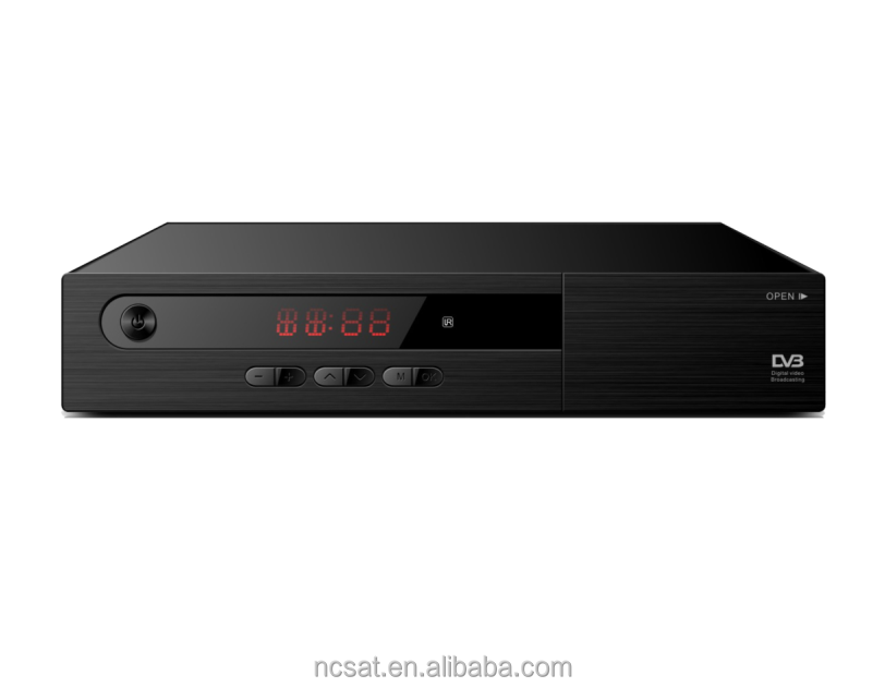 HD satellite receiver price DVB-S2 air box receiver with mpeg4 autoroll powervu