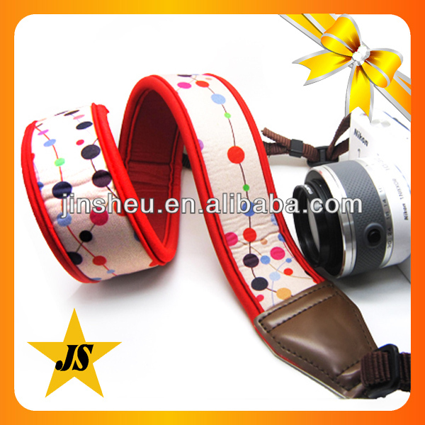 Custom Logo Strap Personalized Camera Accessories for Canon