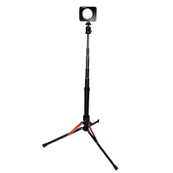 SUNRISE Studio Photo Live Broadcast Selfie Stick Mobile Phone Studio LED Light Camping Hiking Video Camera Tripod Stand