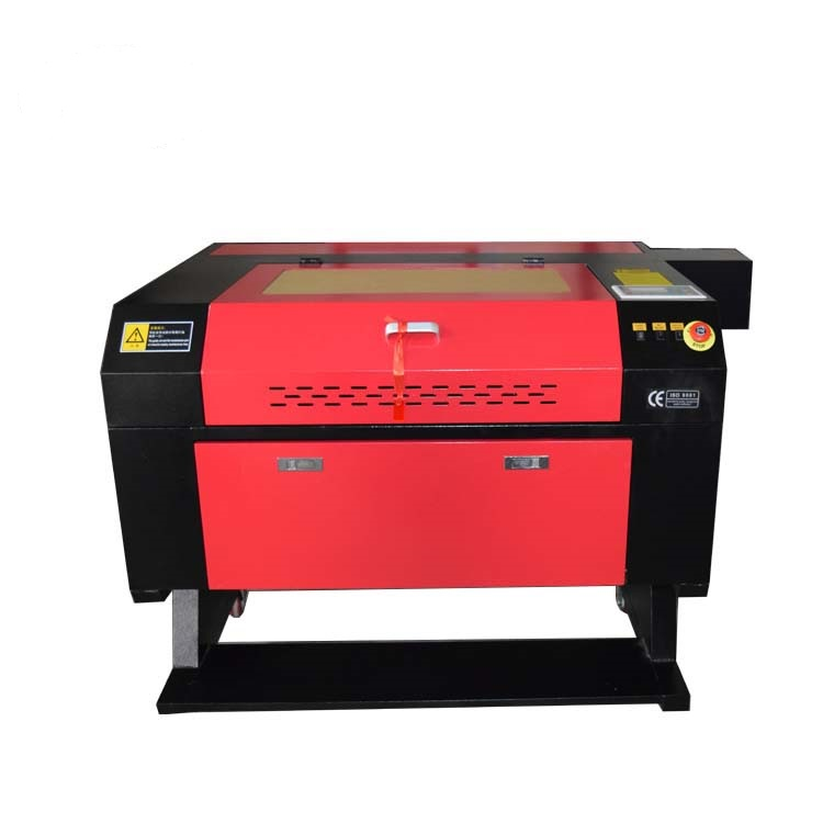 laser <strong>cutting</strong> and engraving machine price With Color Screen 700*500mm 60W CO2 Laser Tube With CE FDA