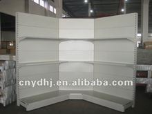 Supermarket Wall Corner Shelving for Shoppping Mall Grocery YD-109