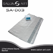 SA-D03 Sauna body heat therapy blankets slimming machine infrared thermal blanket