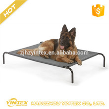 High Quality Pet dog bed supply and manufacturer wholesale iron luxury metal frame dog bed