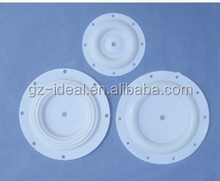 Hot Sales High Precise PTFE (Teflon) Plastic Diaphragm for Pump