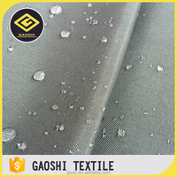 Well Sale Safety Item 600D Polyester Waterproof Oxford Cloth For Vehicle Tools Bag With PVC Backing