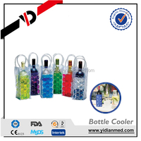 Insulated wine bottle cover