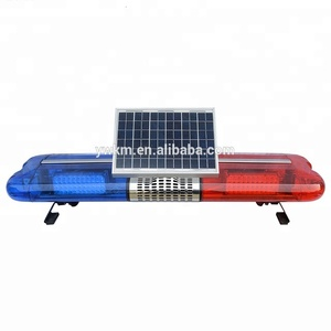 New products cheap solar lights flash amber led light bars
