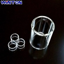 Heat Resistant High Precision Tempered Glass Type Borosilicate Glass Tubing