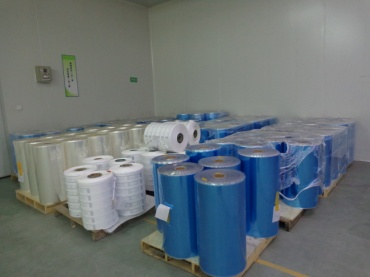 Raw Material (Hospital Medical Packaging)