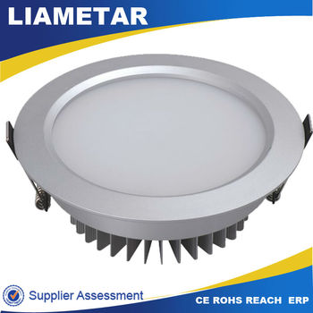 Hole 150-160MM High quality no speckles 18W 5.5'' led down light