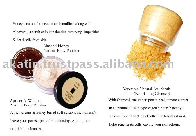 Good Price Almond & Honey Aloevera Scrub