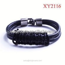 alloy bracelets for women leather thong for bracelets alloy bead bracelets Alibaba China Supplier
