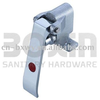 Cast Single Knee & Foot Valve + Sink Faucet