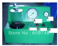 CE , diesel double springs injectors calibrate equipment PQ400 test stand .