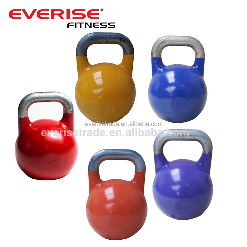 High Quality Competition Kettlebell/ Pro grad kettlebell