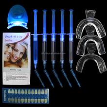 Non peroxide teeth whitening gel kit from China manufacturer