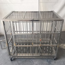 Pet Cages, Carriers & Houses Type and Dogs Application plastic dog kennel