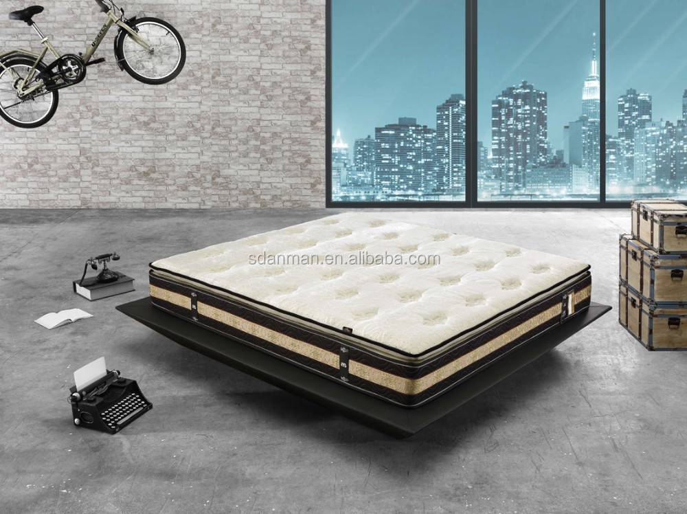 Royal comfortable latex bedroom mattress (ML020)