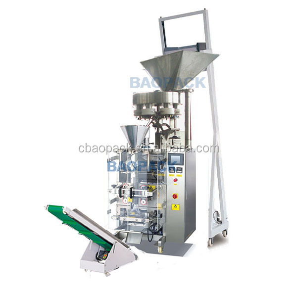 CB-VP42 seeds/sugar/salt/beans automatic vertical packing machine