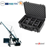 Hard plastic handheld SLR cameras storage cases in the open air with IP67 waterproof RC-PS 290/1