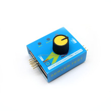 RC Servo motor Tester ESC Consistency Channels Meter steering gear