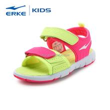ERKE china wholesale dropship summer fancy kids sandals with adventure seeker two-strap (Little Kid/Big Kid)