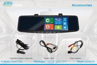 3G WIFI GPS Navigation Multimedia video cameras for car