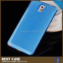 Ultra Thin Clear Transparent Crystal phone Case For Samsung Galaxy Note 3 clear soft case