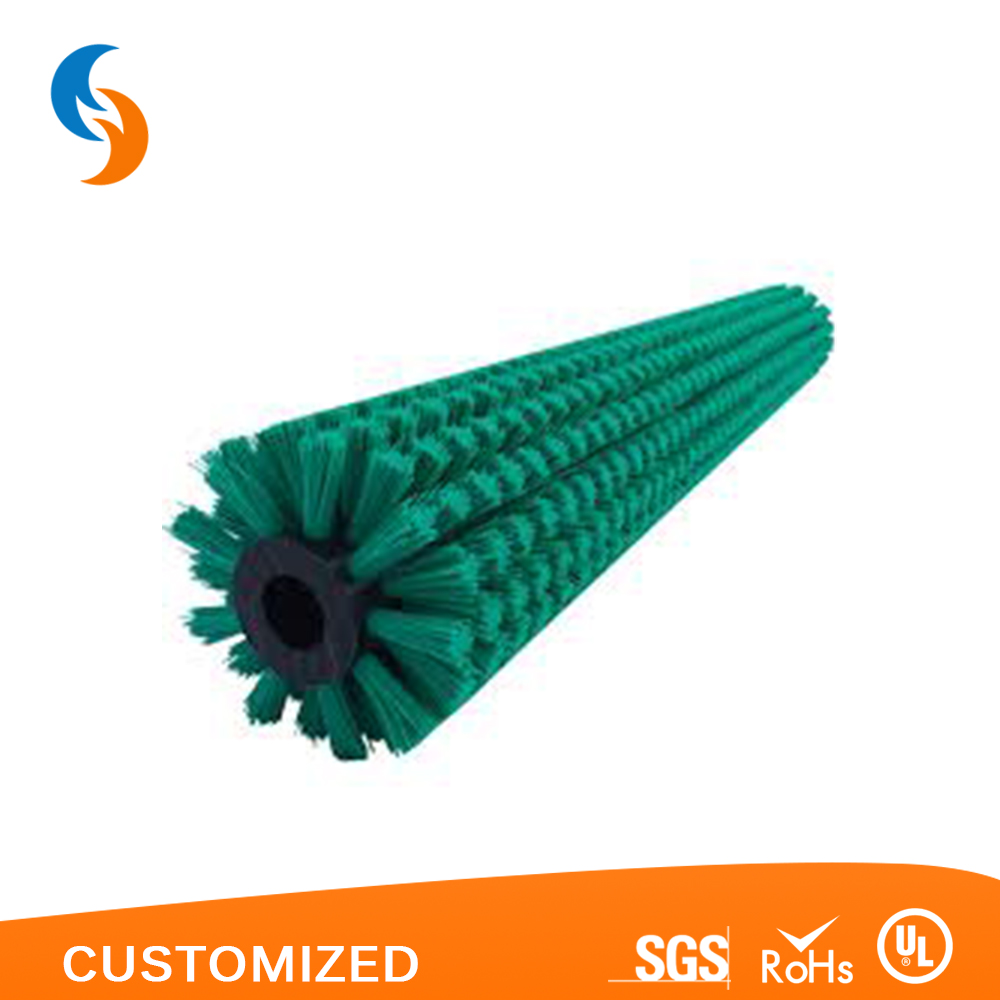 Factory price standard size cylinder brush roller