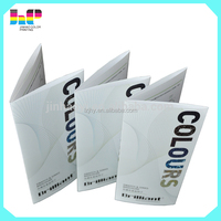Asia wholesales free sample leaflets printing