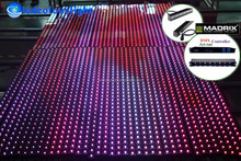 Factory export led light 16 pixels 1M DMX led rgb dmx digital bar for Bar, KTV entertainment and television studio, theater