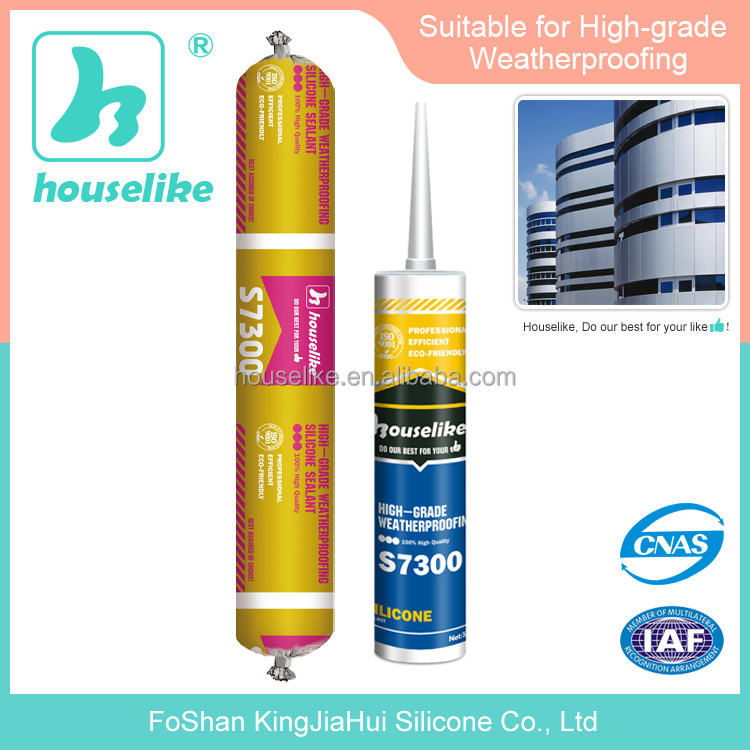 S7300 General Purpose Factory Price Neutral Silicone Sealant
