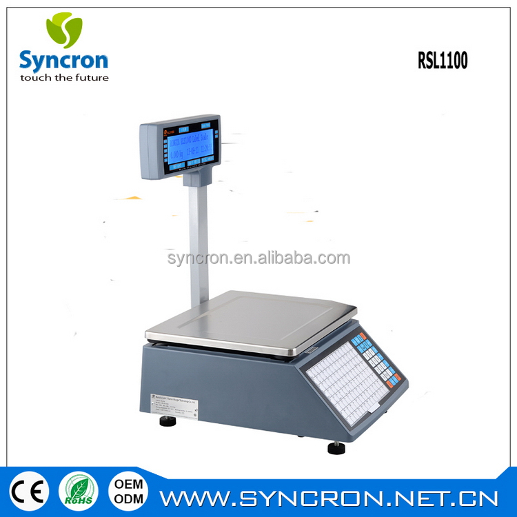 Factory promotional triangular scale pad printer