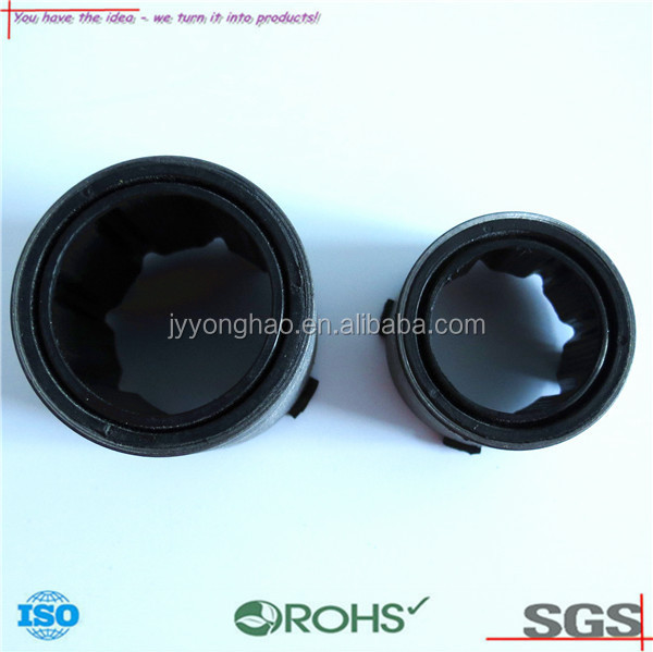 OEM ODM high quality customized precision round molded rubber mounting feet factory in jiangsu