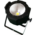 professional high quality led light 100w cob par can for stage theater lighting warm white