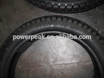 110/90-16 tubeless tire motorcycle