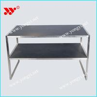 2014 business ideas potato chip counter display rack spinning counter top display rack