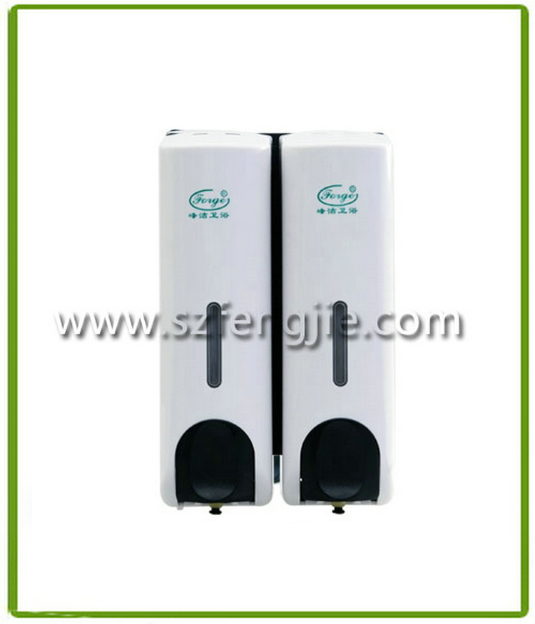 Online shopping made wall mounted plastic professional liquid soap dispenser