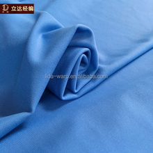 Polyester/spandex waterproof swimsuit fabric