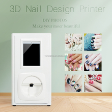 Automatic 3D nail painting machine nail art printing with computer screen FJQ-8 by Faceshowes