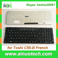 Laptop Parts Notebook French Keyboard For Toshiba C55-B C50D-B C55D-B C50A-B FR Laptop Keyboard US PL IT TR GR LA AR SP PO RU