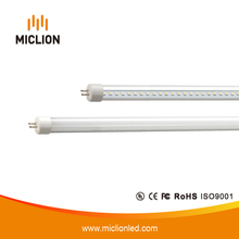 CE CUL UL LED T8 Light 40W, LED Batten Tubes for Parking