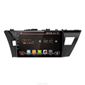 2016 10.1 Inch Auto Radio GPS Stereo for Toyota Corolla 2014 with 3G Wifi Bluetooth