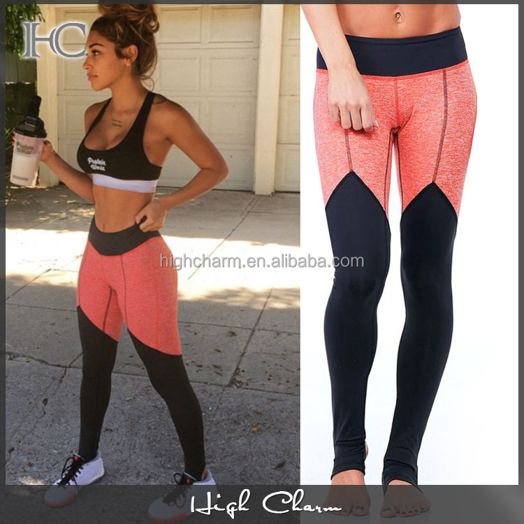 factory wholesale fee samples polyester spandex gym running sports 3D print butt lift ultra slim yoga pant leggings for women