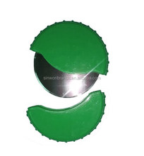 beer bottle cap pizza cutter with holder