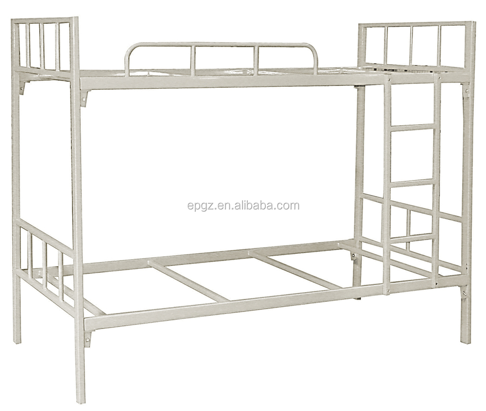2014 Guangzhou Cheap Twin Over Queen Bunk Bed Double Decker Bunk Bed
