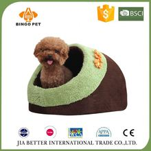 High Quality New Design soft plush Prefab Dog House